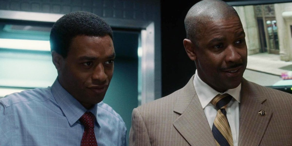 Chiwetel Ejiofor in Inside Man