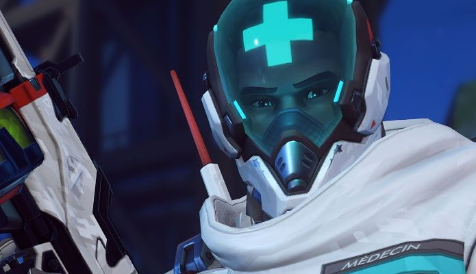 The latest Overwatch short story might be teasing a new Baptiste skin