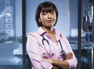 Casualty's Sunetra on her 'meteoric medical rise'