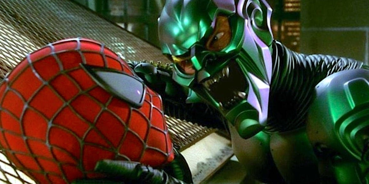 Spidey and the Green Goblin