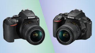 Nikon D3500 vs. D5600 DSLRs: Which is the better deal?