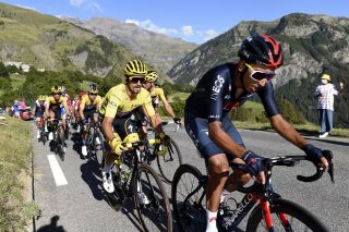 Tour de France 2020 107th Edition 4th stage Sisteron OrcieresMerlette 1605 km 31082020 Egan Bernal COL Team Ineos photo Vincent KalutPNBettiniPhoto2020