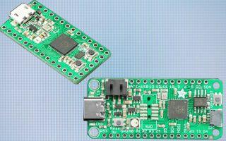 Adafruit's RP2040 Boards