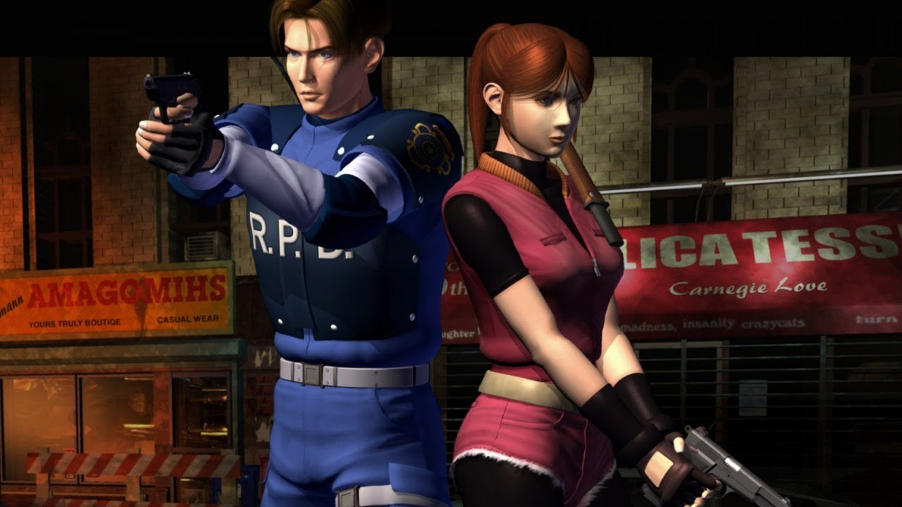 Paul Haddad Voice Of Leon Kennedy In The Original Resident Evil 2