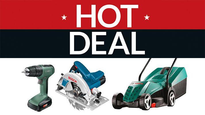 Bosch power tools deals