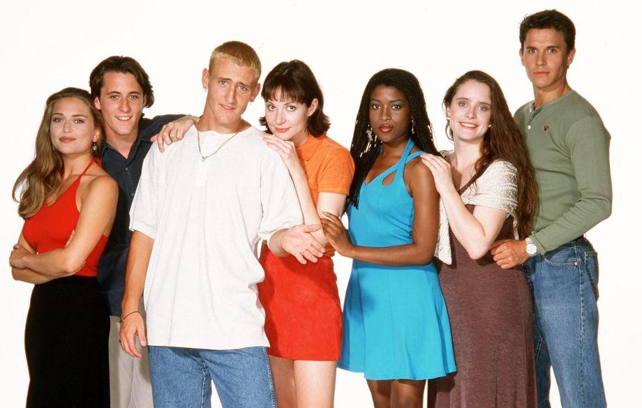 Original Hollyoaks cast