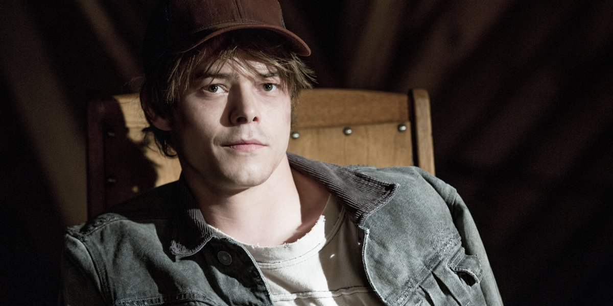 Charlie Heaton as Sam Guthrie in The New Mutants