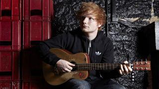Looper pedal pioneers: Ed Sheeran