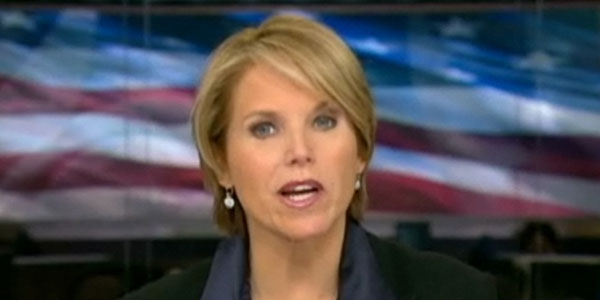 how long have katie couric and john molner been dating a guy