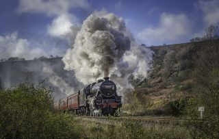 The Yorkshire Steam Railway