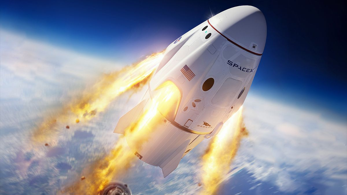 Photo of Google Cloud and SpaceX sign major computing deal