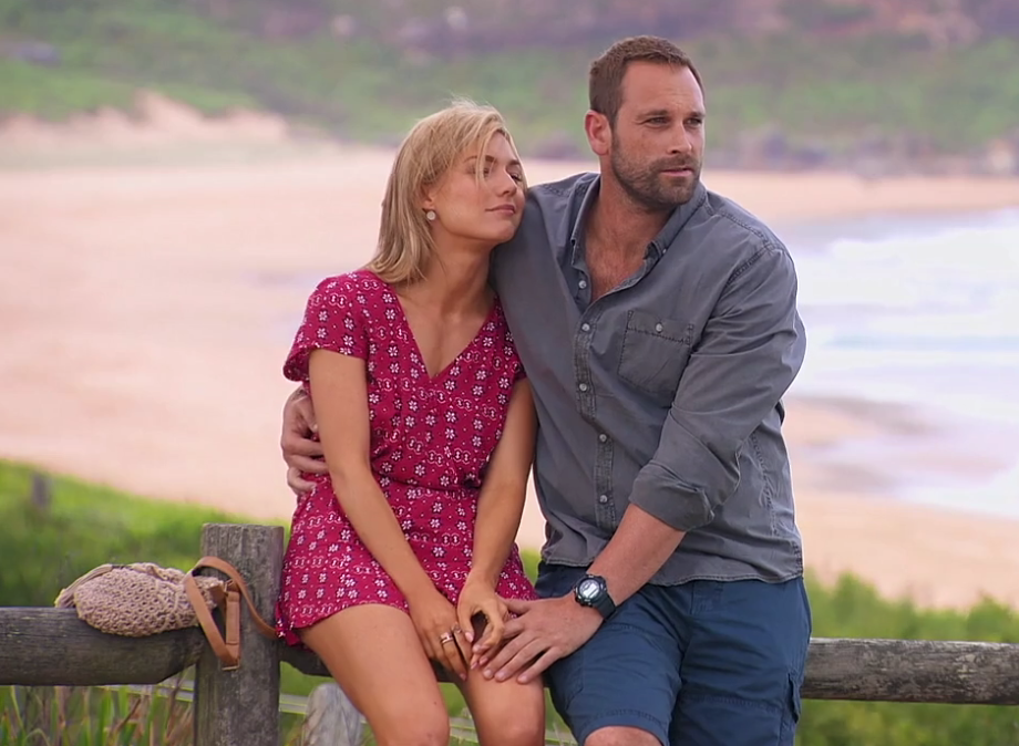 Home and Away, Jasmine Delaney, Robbo
