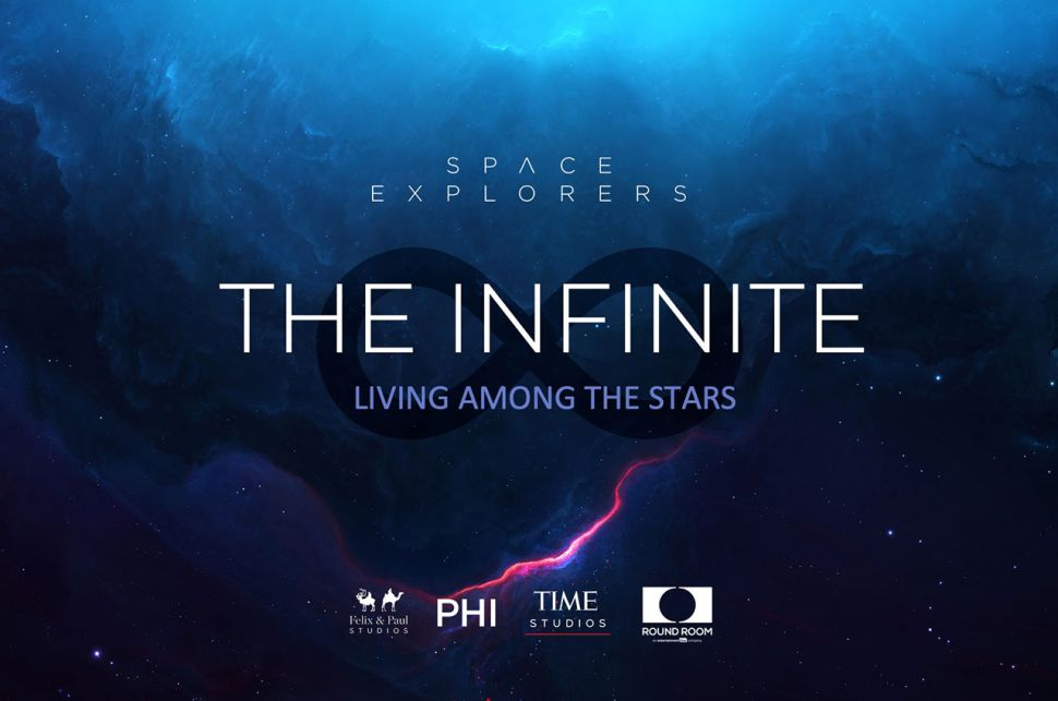 International Space Station to go on tour with VR exhibit 'The Infinite'