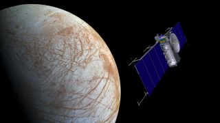 Europa Mission Spacecraft