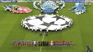 Champions League anthem Tony Britten