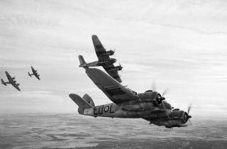 aircraft, World War II, WWII