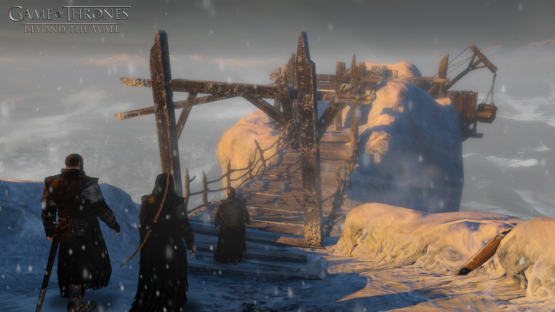 Game Of Thrones Dlc Travels Beyond The Wall Cinemablend
