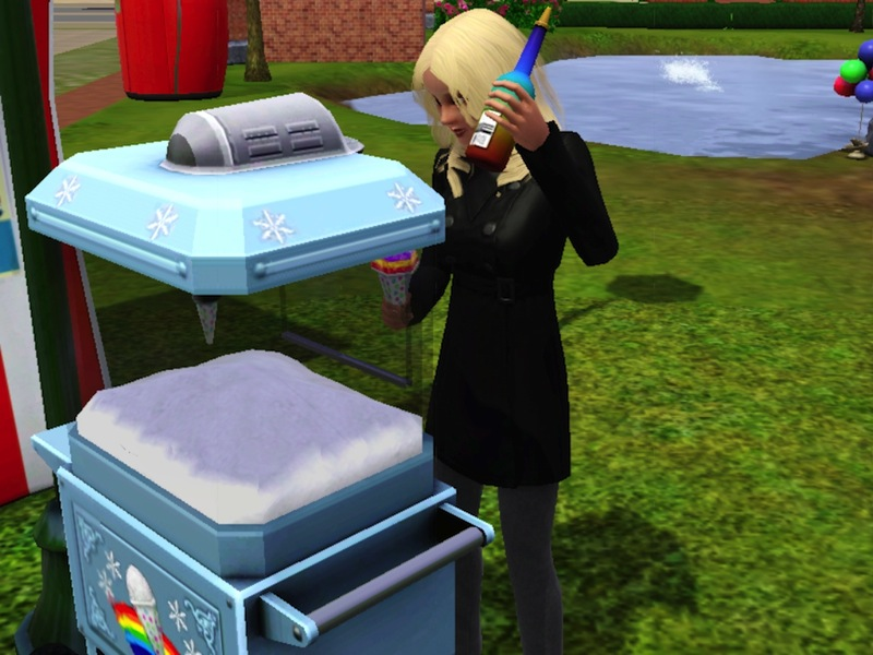 The Sims 3 Seasons Brings Weather And Festivals To The Sims World #25027