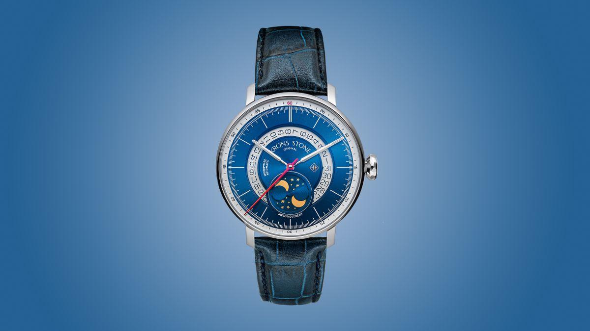 Krons Stone Original S is an elegant watch from Kickstarter
