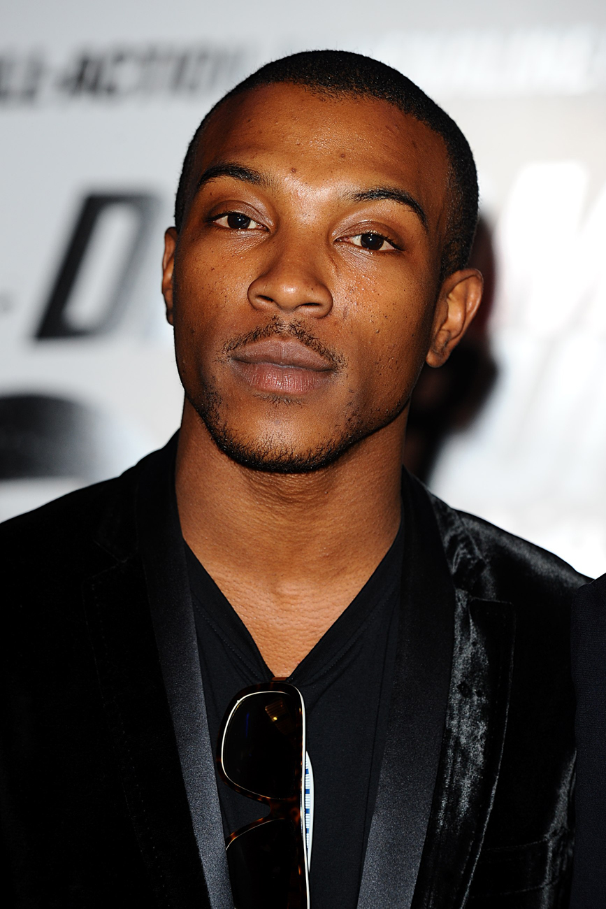 Ashley Walters scared of Doctor Who 'police'