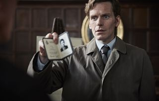 Shaun Evans is back on the case as Endeavour