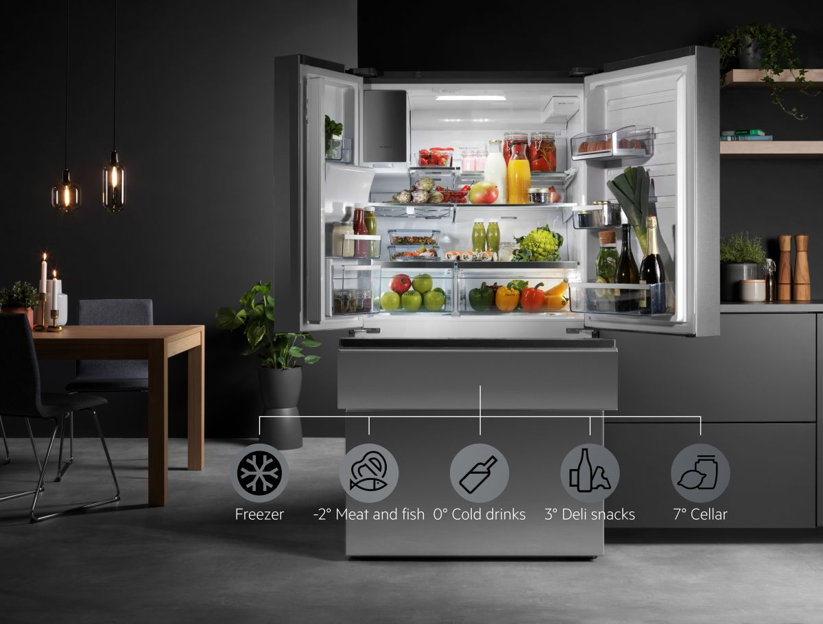 New Electrolux fridge will cool down your beer ultra-fast without freezing it