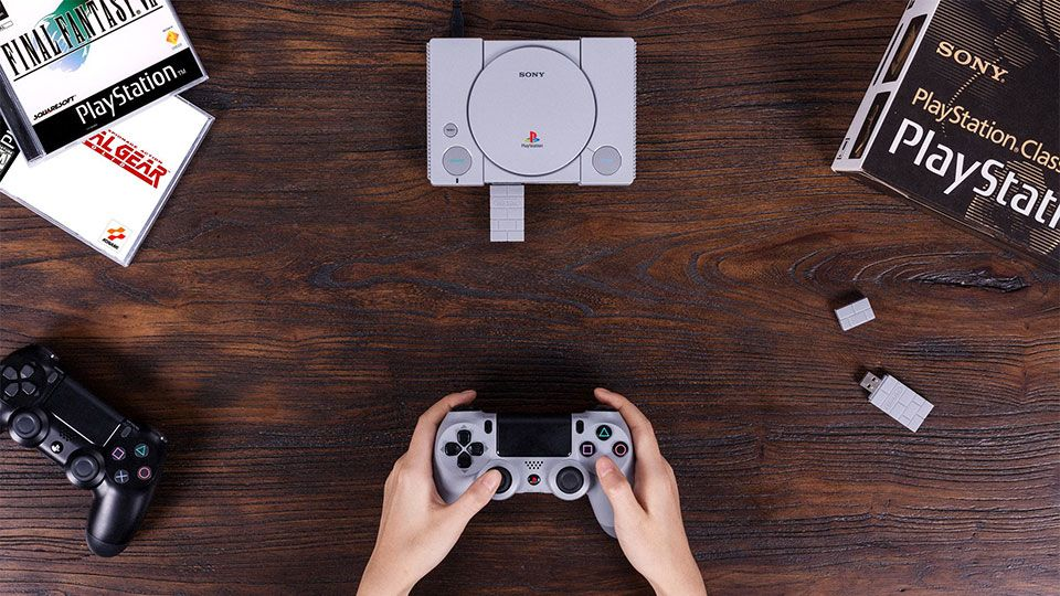 PlayStation Classic mini retro console drops to an all time low price of $24.99