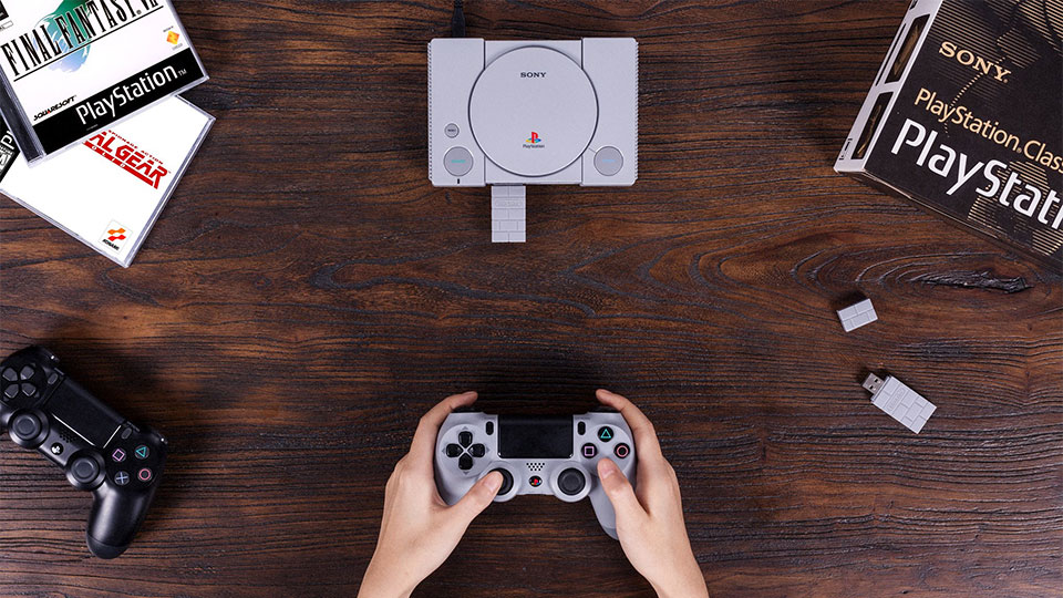 PlayStation Classic mini retro console drops to an all time