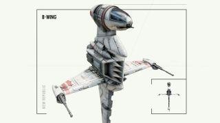 Star Wars: Squadrons B-wing