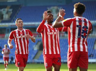 Reading v Stoke City – Sky Bet Championship – Madejski Stadium