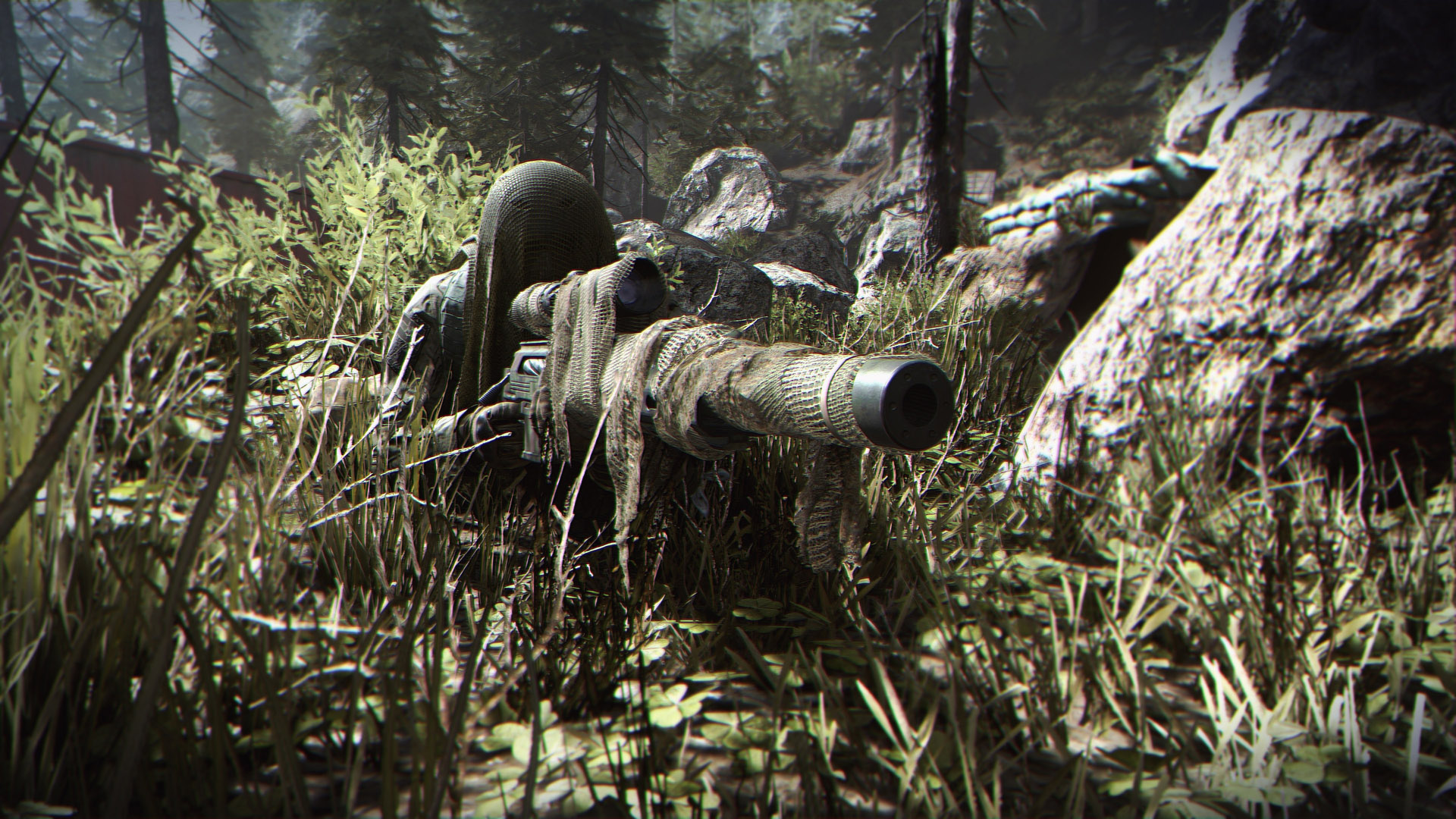 Call Of Duty Modern Warfare Weapons All The Cod Modern Warfare Guns We Know About So Far Pc Gamer
