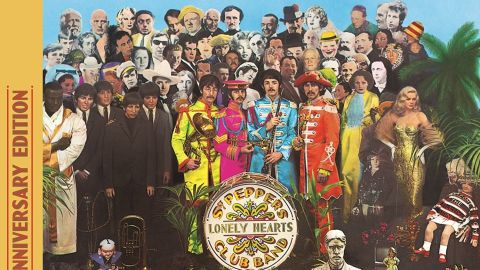 Cover art for The Beatles - Sgt. Pepper's Lonely Hearts Club Band 50th Anniversary Edition album