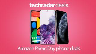 Amazon Prime Day smartphone deals