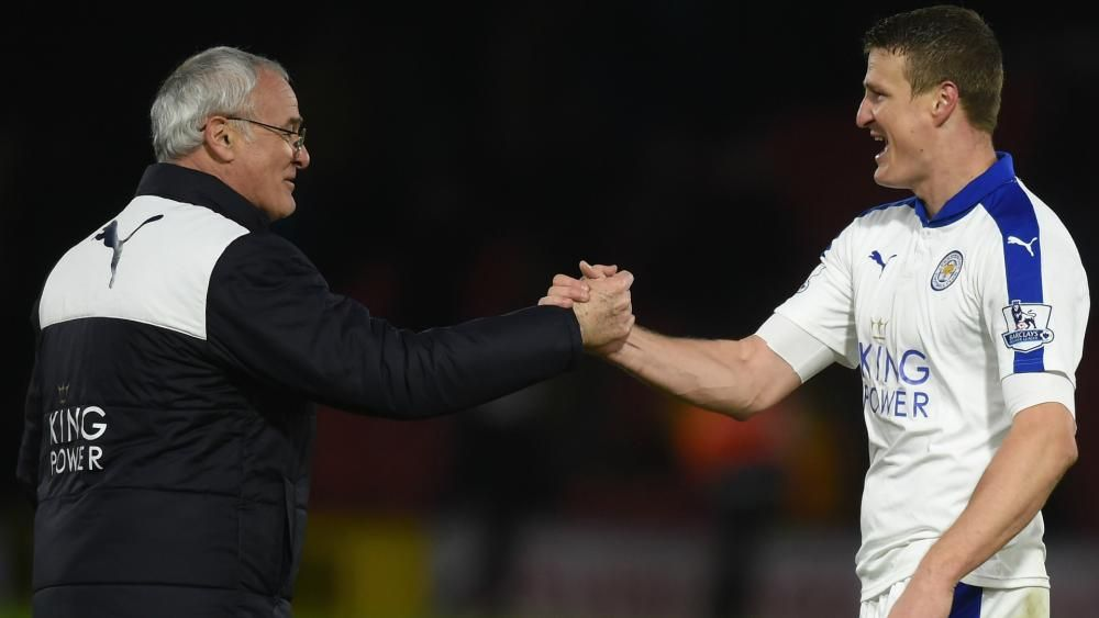 Ranieri hails Leicester City's 'Caesars'   FourFourTwo