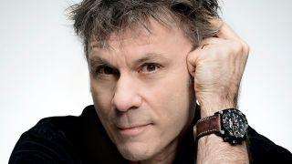 Iron Maiden frontman Bruce Dickinson