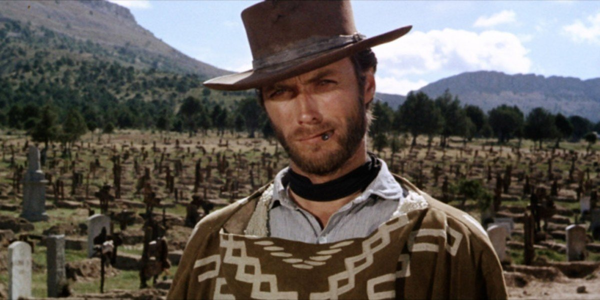 Clint Eastwood - A Fistful of Dollars
