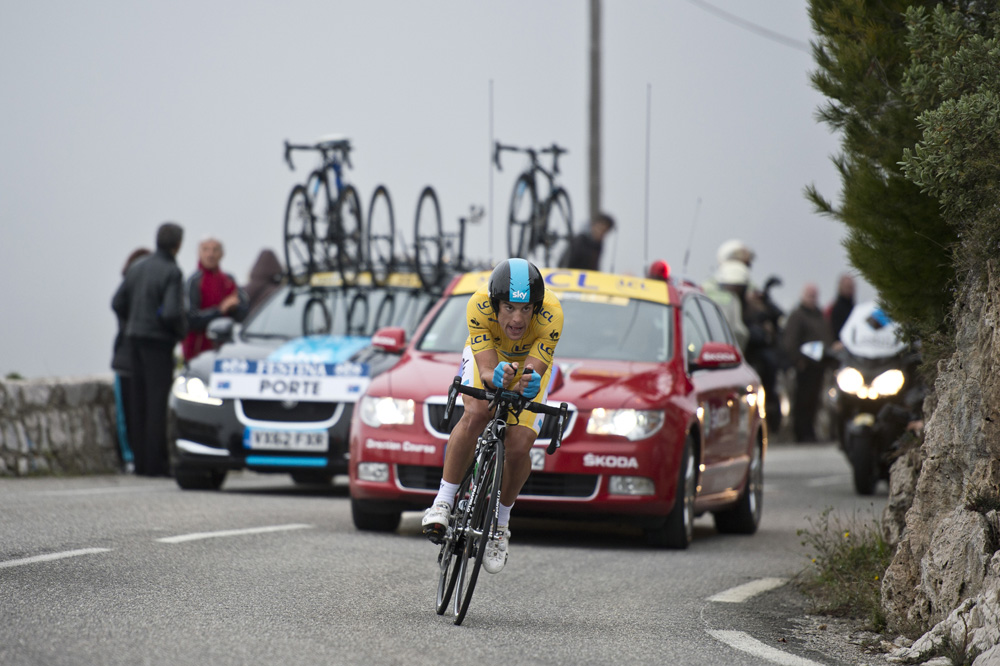 Richie Porte wins Paris-Nice after final time trial ...