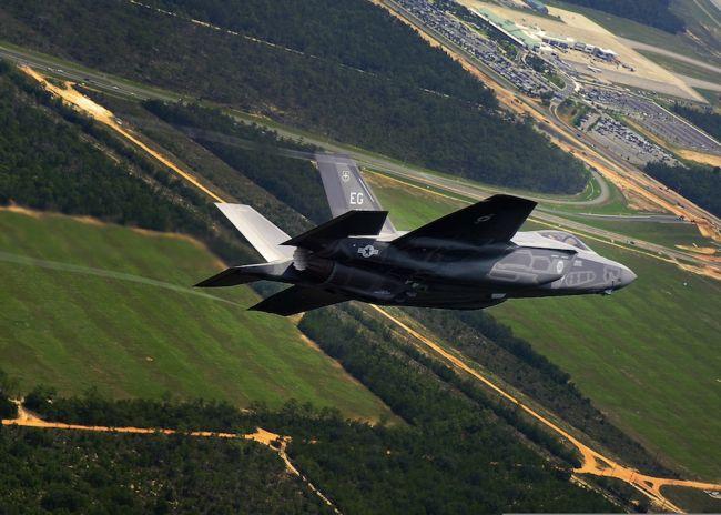 هواپیماهای مافوق صوت | F-35 Lightning II