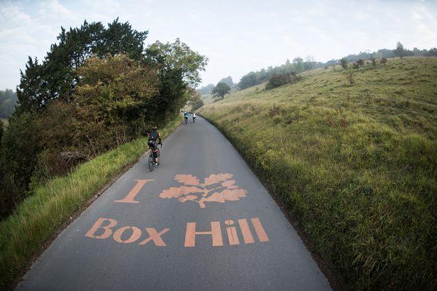 Zig Zag Road, Box Hill