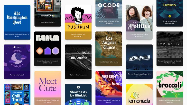 Apple Premium Podcasts