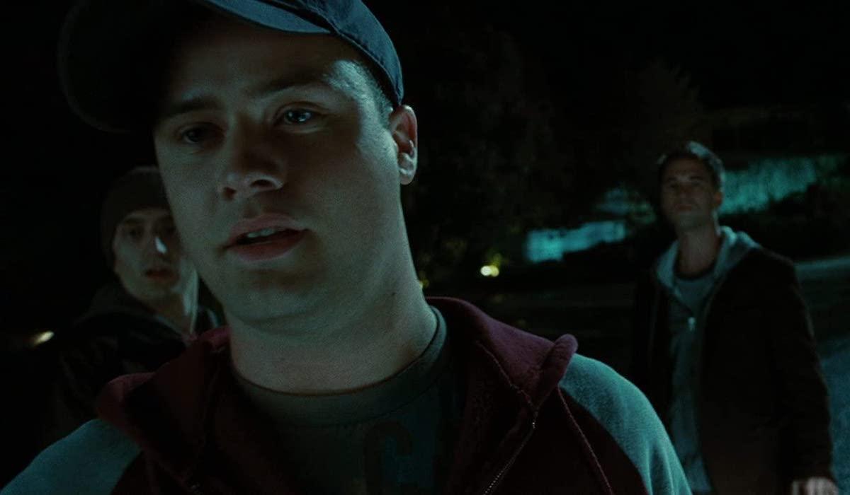 creepy Port Angeles men in Twilight