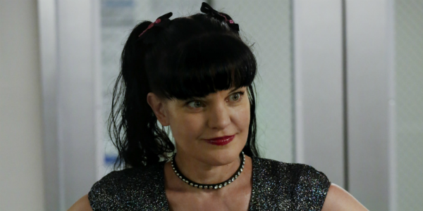 Pauley Perrette as Abby on NCIS