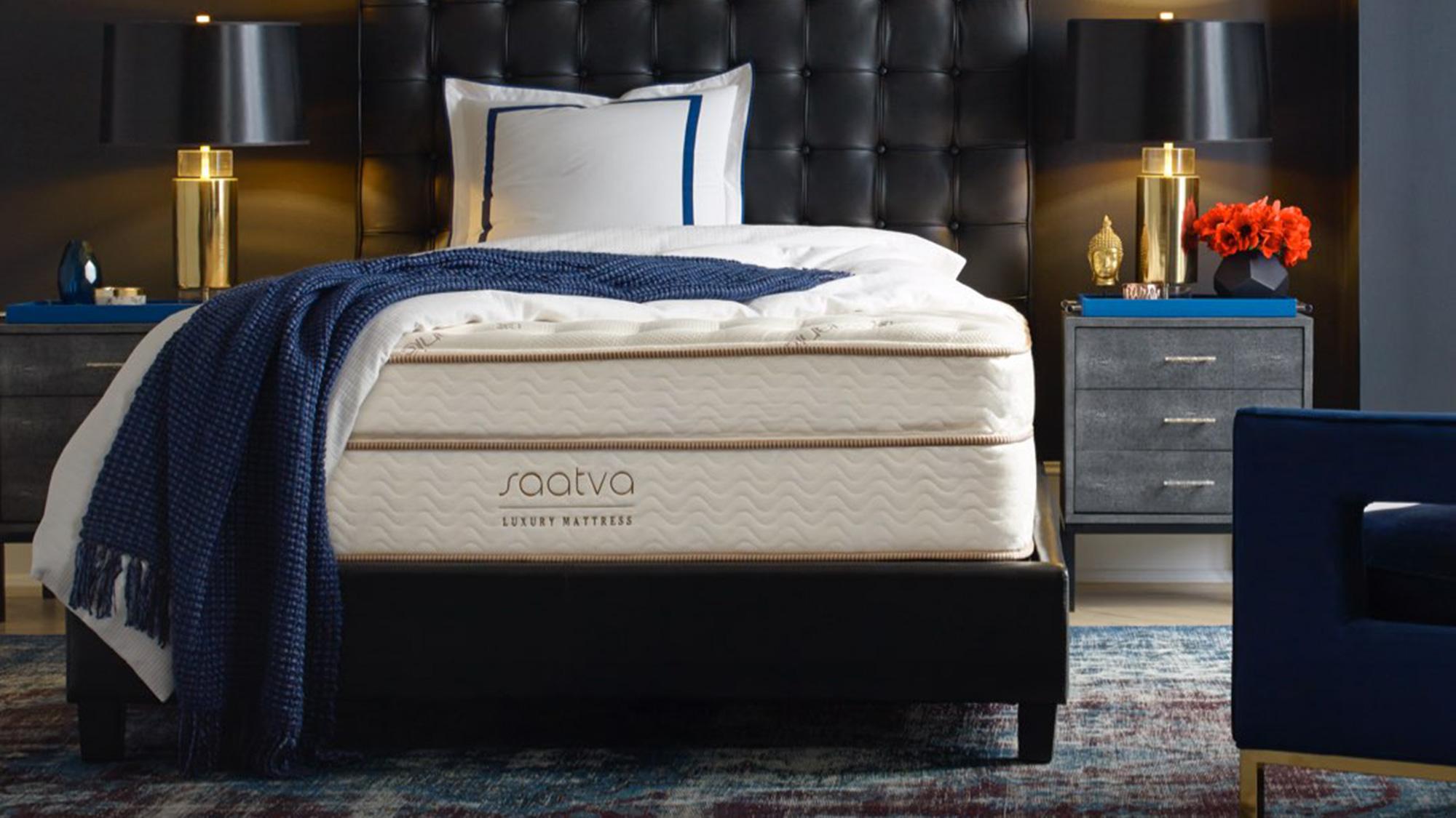Best mattress: Saatva Classic