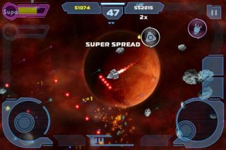 Asteroids Gunner Game
