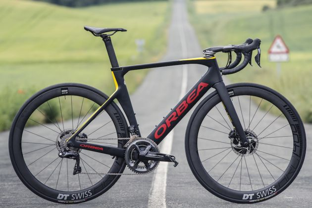 Now Orbea Orca Aero Gets A Disc Brake Option Cycling Weekly