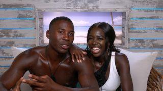 Aaron and Kaz Love Island 2021