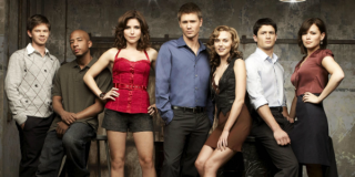 One Tree Hill Marvin Mouth McFadden Lee Norris Antwon Skills Taylor Antwon Tanner Brooke Davis Sophi