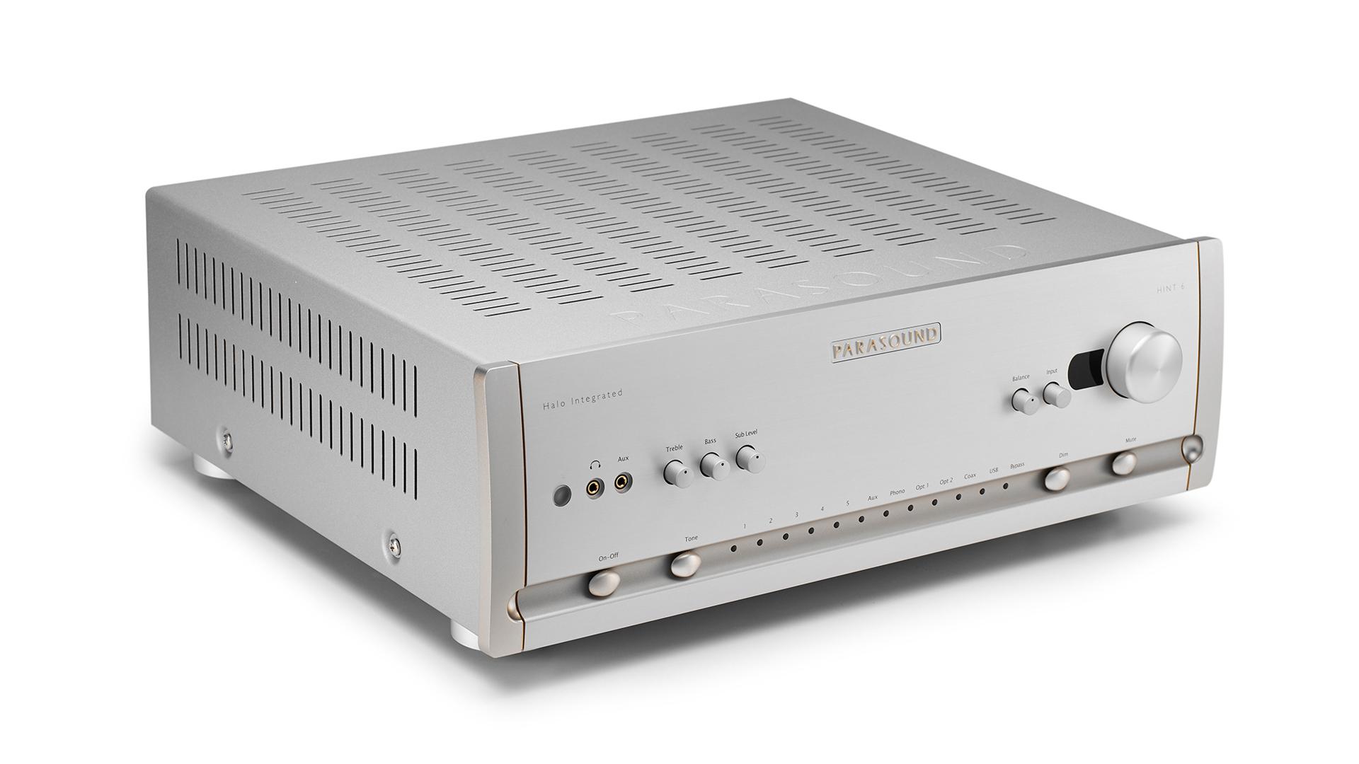 Parasound HINT 6 review | What Hi-Fi?