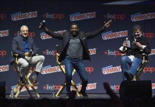 'StarTalk' panel at New York Comic COn