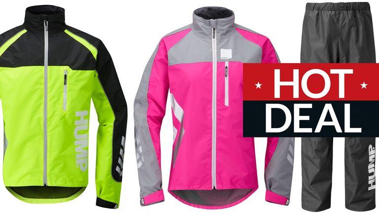 Hump deals at Freewheel: all jackets £10!